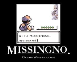 MissingNo. by PyroDarkfire