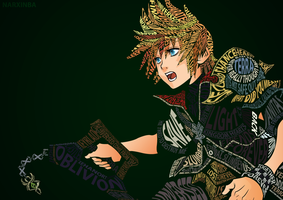 Ventus Typography by Narxinba222