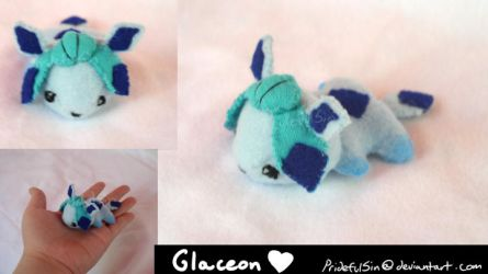 Glaceon by PridefulSin