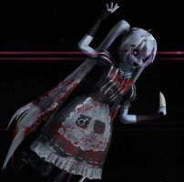 [MMD] play with me by RainbowChargrill