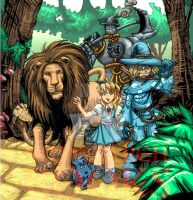 The Wizard of Oz Teaser by bennyfuentes