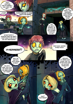 A Serene Prison - Chapter 1 Page 17 by StellaB