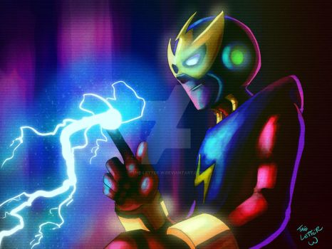 Elec Month 2017 - 08 by The-Letter-W