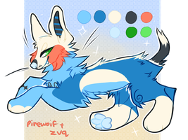 collab adopt auction closed ! by pinewoIf