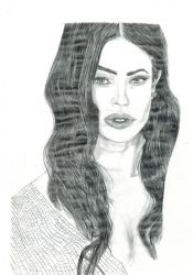Megan Fox (2009-2018) by elfenscheisse