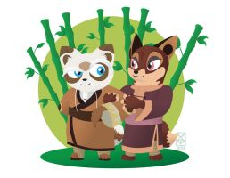 Bamboo Date by Inspectornills