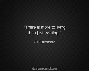 Quote by DjCarpenter