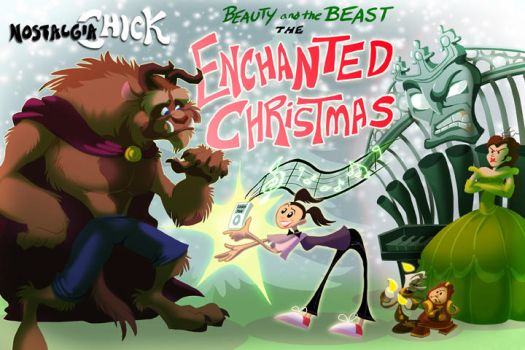 NChick: Enchanted Christmas by FablePaint
