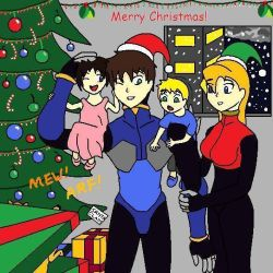 MMX: Family Christmas Revised by NightmareVaVa