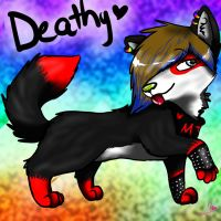 .:FA:. DAT DEATHY! by Squirrelings