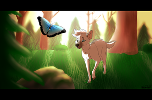 .:Butterfly Sunshine:. by Panacea-for-Placebo