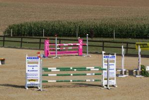 Show Jumping Obstacles by LuDa-Stock