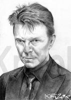 David Bowie by krizok