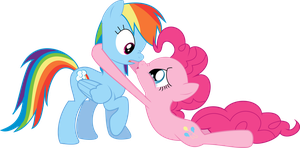 Dashie, I love you by Starlyk