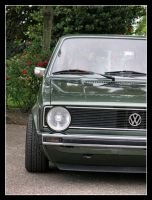 VW Golf MK1 by Andso