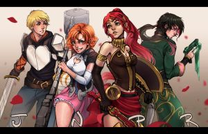 JNPR by DreamerWhit
