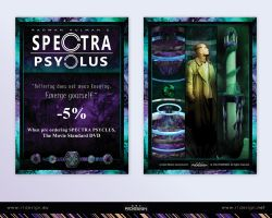 Spectra Psyclus - cards -25-discount 2 by R1Design