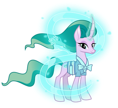 Campfire Tales - Mistmane by cheezedoodle96