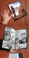 Not Alone The Book IN PAPER by Kezhound