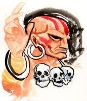 dhalsim by HaTheVinh