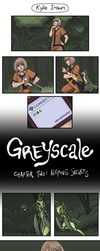 GREYSCALE: Chapter 2.1 by Wasserbienchen