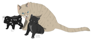 No, I'm NOT being motherly by Lithestep