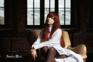 Steins Gate -  Kurisu Makise by MiraMarta
