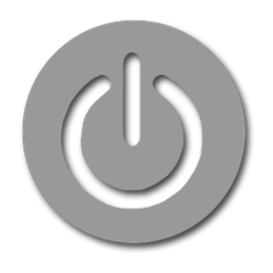 Power PNG Icon by audixx