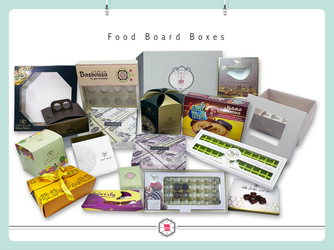 Food Board Boxes by AddyKing