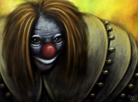 Buttercup The Clown by Winterflood