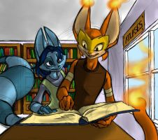 Among the Atlases by SuperSorrel007
