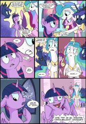 Comic - The Princess of Something by SpainFischer