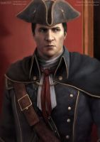 Assassin's Creed 3 Haytham Kenway by betti357