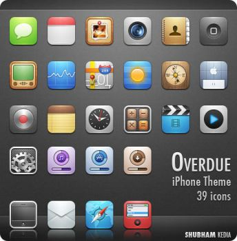 Overdue for iPhone by kediashubham