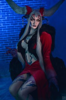 Final Fantasy VIII - Ultimecia by ShadeCramer
