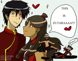 THIS IS ZUTARAAAAAA by SinKatt