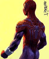 Ben Reilly by Tanqexe
