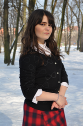 Clara Oswald cosplay 1 by L-Justine