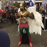 The Coolest Hawkman by ShawnAtkinson