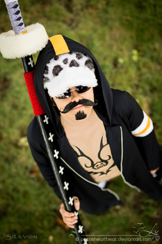Stranger | Trafalgar Law [Dressrosa Arc] VII by PirateHeartbeat
