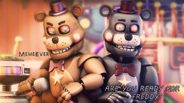 Are you ready for freddys? by MemeEver