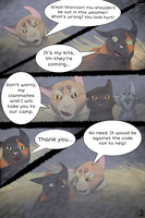Scarred heart pg 2 by ClaraFlos