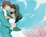 :G: Wedding Picture [Young love] by aidmoon