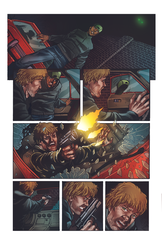The Luminous FireFly Issue #1 - Pg. 9 by RapidFireEnt