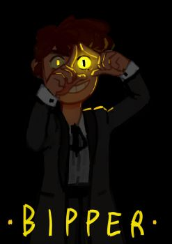 Bipper says hi ! by Toot-Ancha-Moon