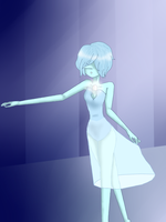 The Lovely Blue Pearl by Dragoonroot