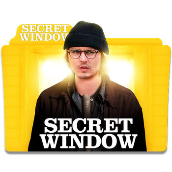 Secret Window (2004) by wildermike