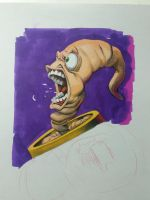 Earthworm Jim by ChaseConley