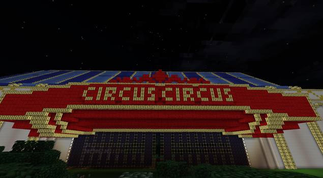 Circus Circus 1 by JumanjiCraft