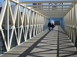 ped bridge 003 by pexa-stock